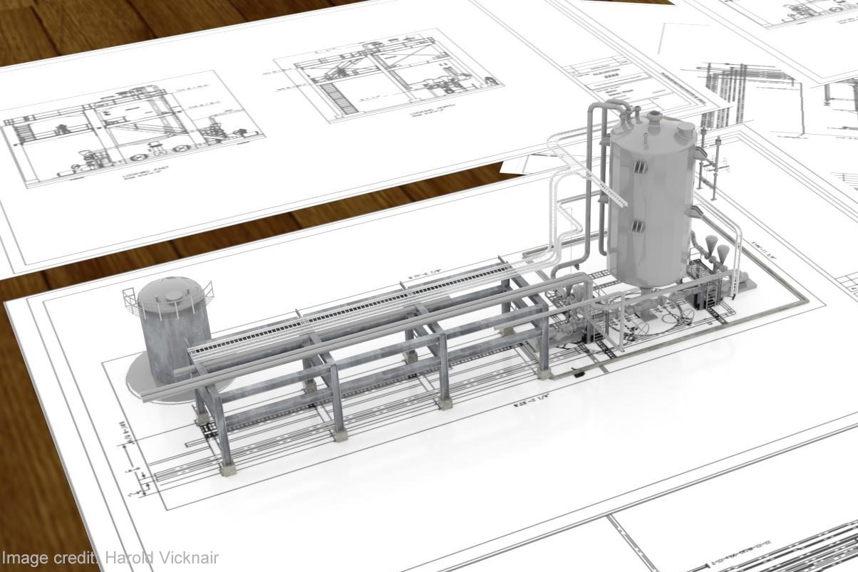 Process & Power CAD Service