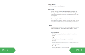 AutoCAD E-Book Preview Page 2