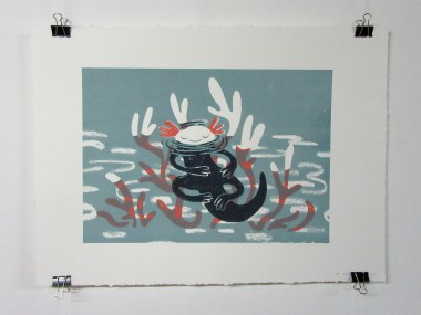 Waterbaby by Saskia Cameron