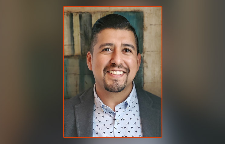 Headshot of Daniel Cisneros, a Ph.D. in Counseling online student with Oregon State University Ecampus