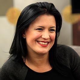 Marinda Peters, Ph.D. in Counseling alumna.