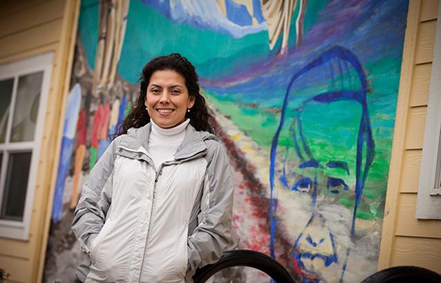 Susana Rivera Mills, Oregon State University