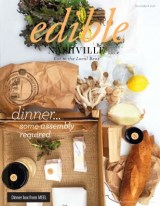 March/April issue of Edible Nashville