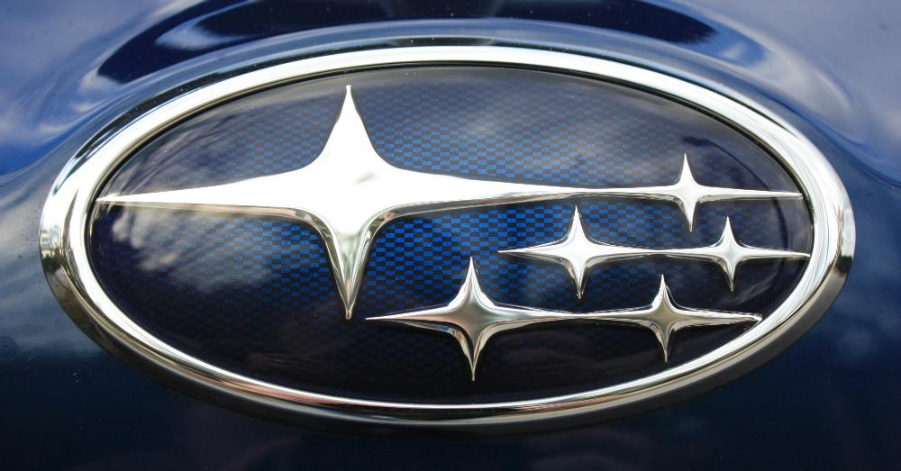 04.12.16 - Subaru Logo