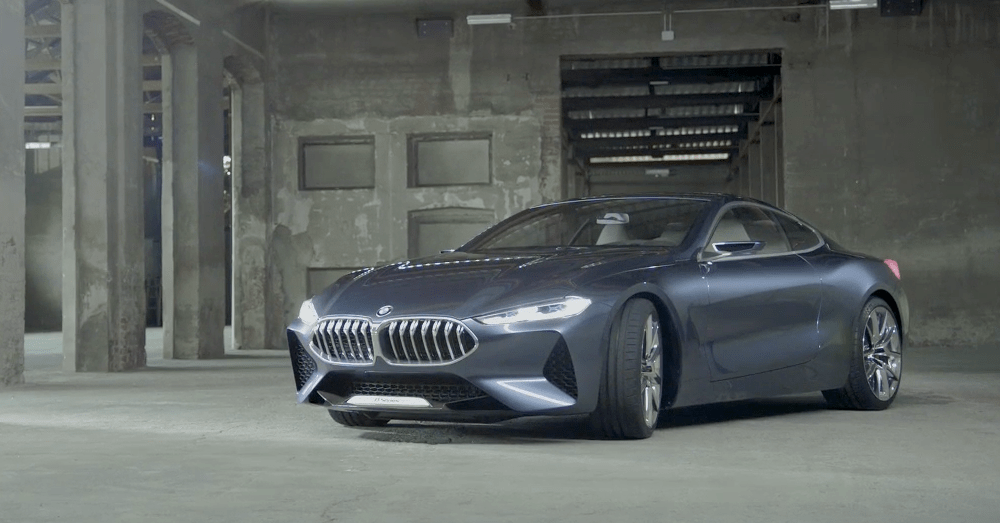 The Next Large BMW