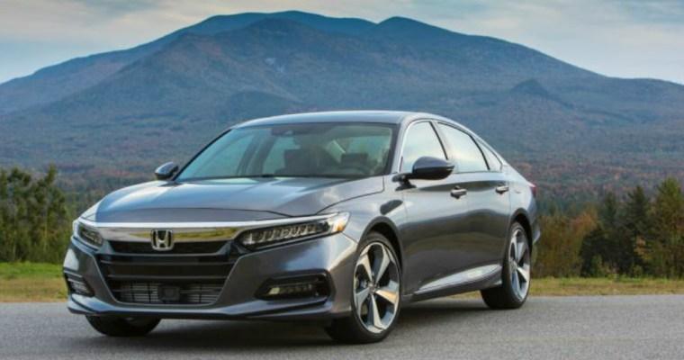 2018 Honda Accord: Upgraded Popularity