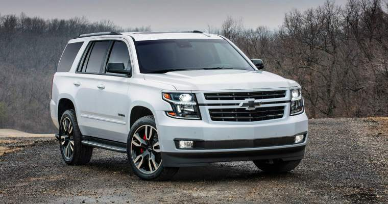 2018 Chevrolet Tahoe: Everything You're Going to Need
