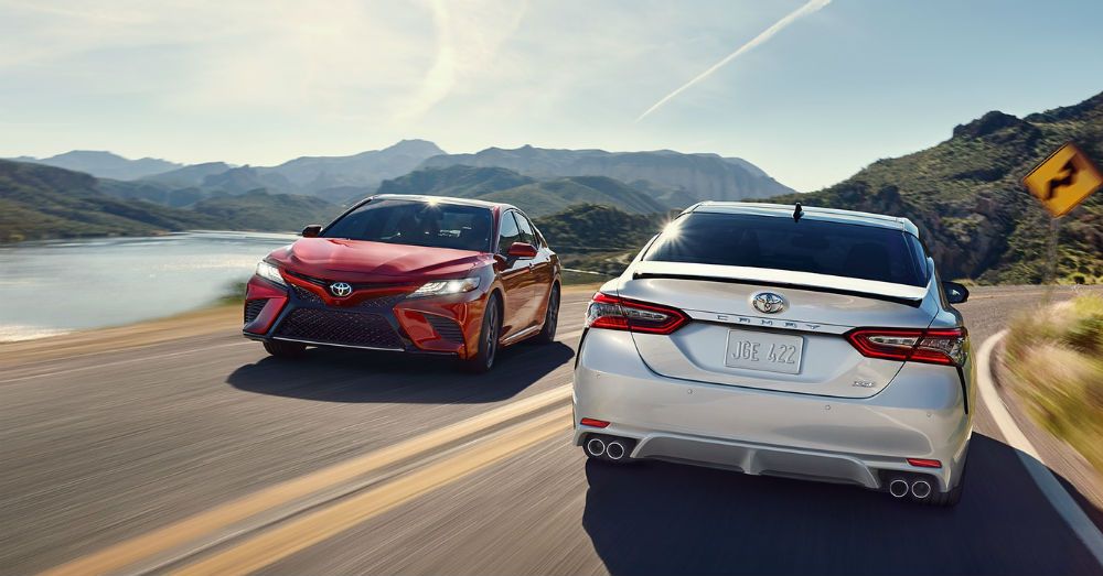 2018 Toyota Camry: Upgrading a Favorite
