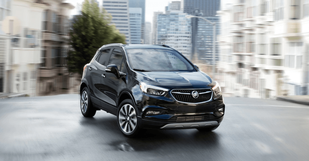 Compact Buick Crossover