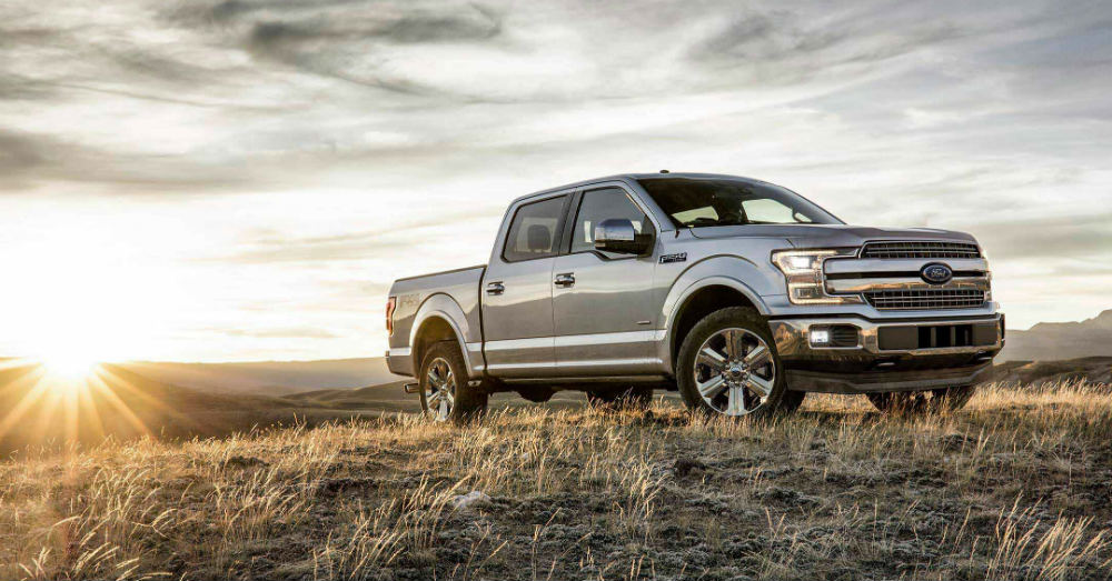 The Power Stroke Engine Makes its Way Down the Ford Line