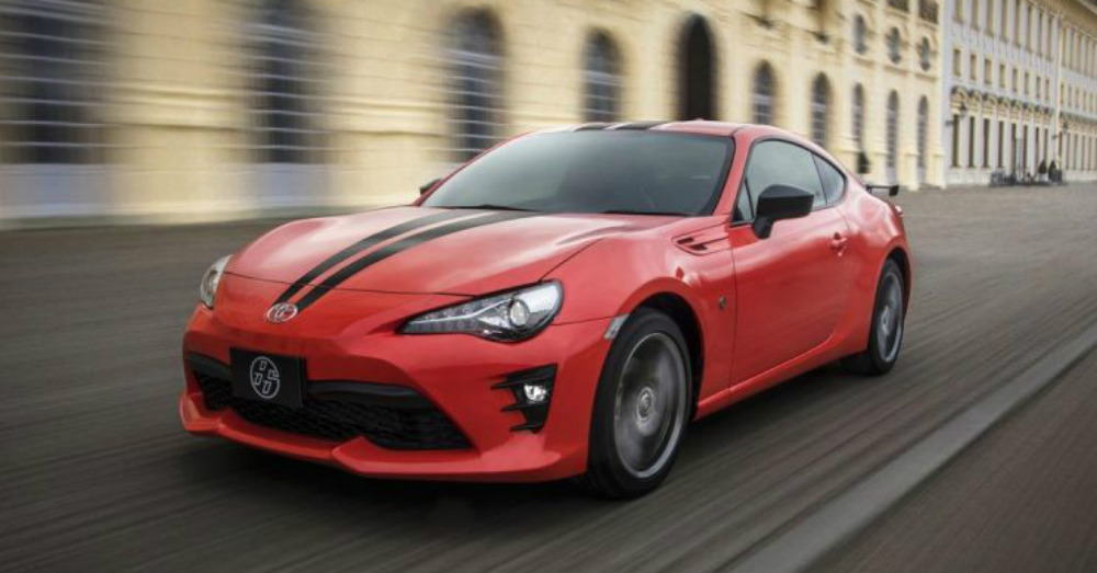 2018 Toyota 86 Enthusiasm Has a Name