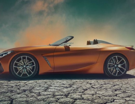 More Performance and Fun in the BMW Z4