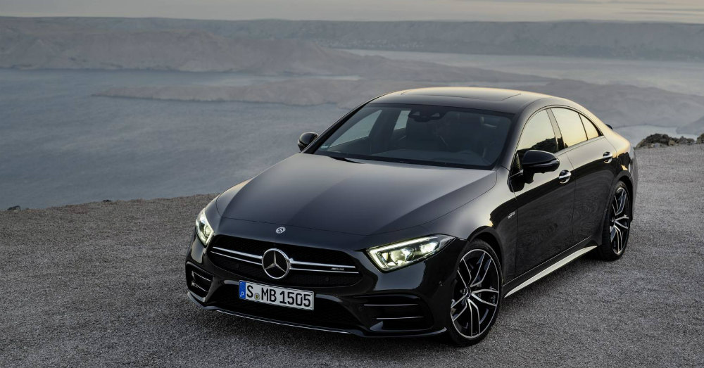 The Mercedes-Benz CLS is Ready to Hit the Road