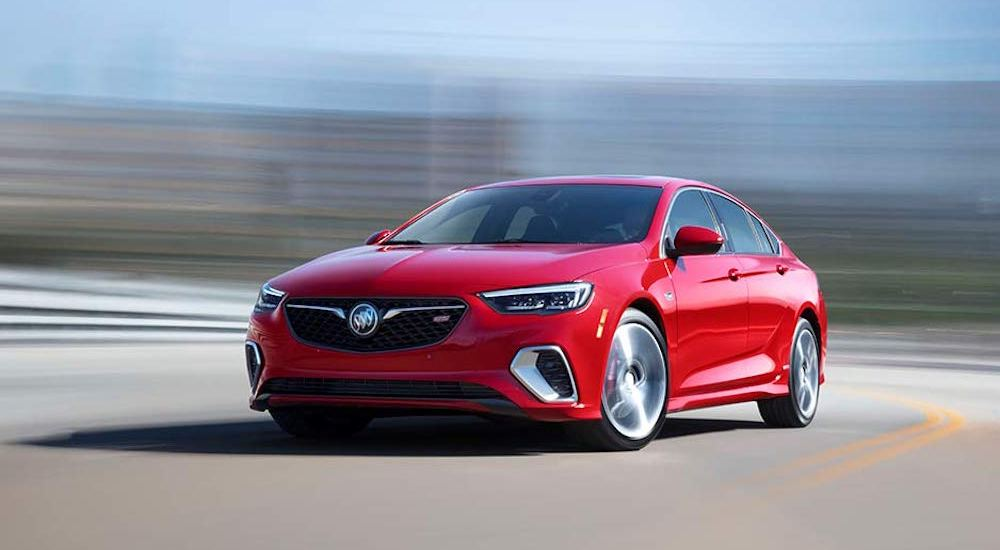 2018 Buick Regal Sportback: The New Kind of Regal