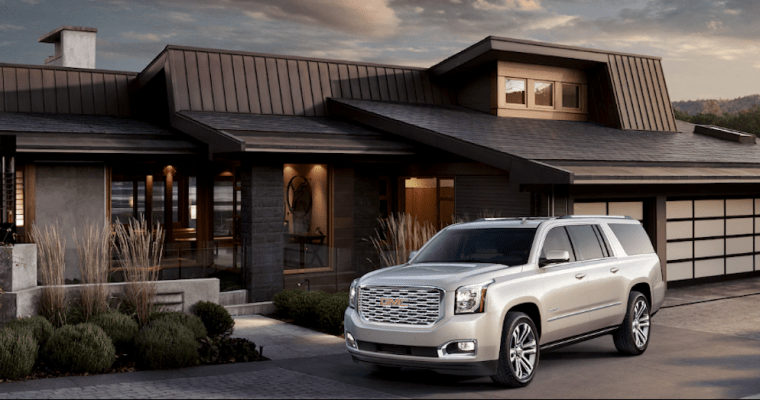 The GMC Yukon Continues the Tradition