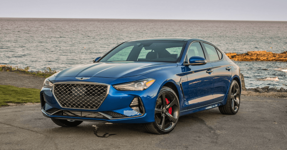 New, Small, and Fun to Drive from Genesis