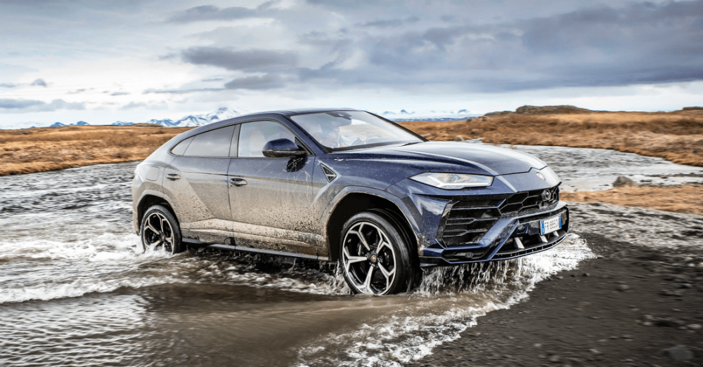 The Urus is a Special Kind of Lamborghini