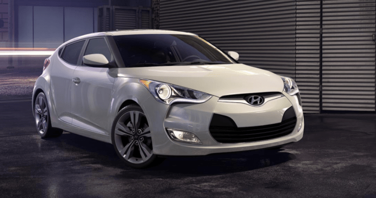 Fun and Excellence in the Hyundai Veloster