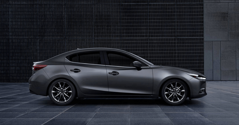 The 2019 Makeover of the Mazda3