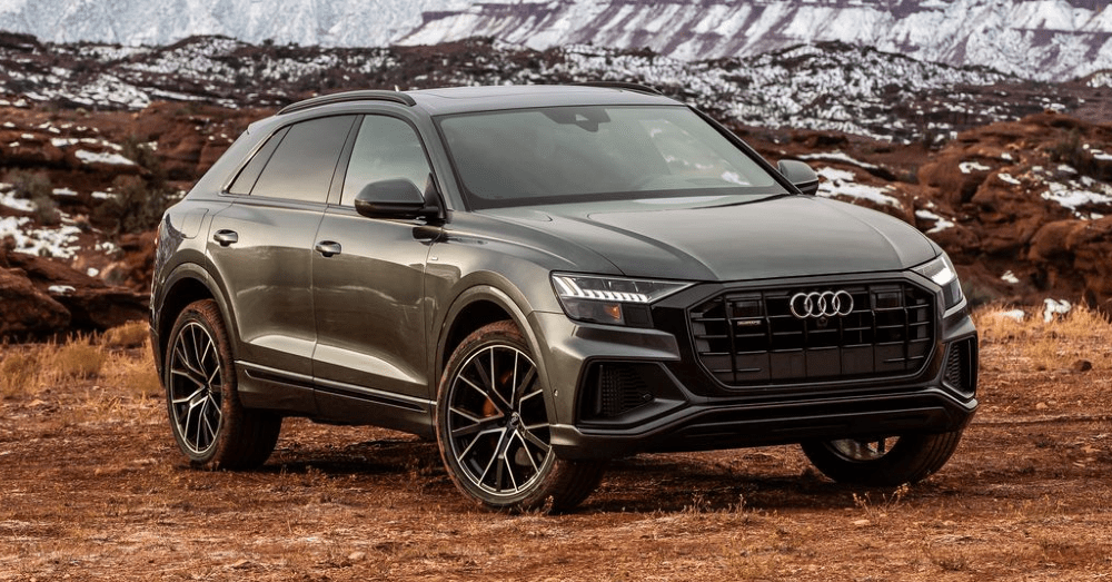A Difference for You in the Audi Q8