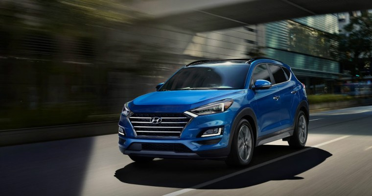 Excellent Driving in the Hyundai Tucson