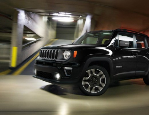 2020 Renegade - A Small Taste of Freedom from Jeep
