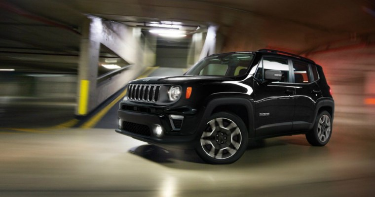 2020 Renegade – A Small Taste of Freedom from Jeep