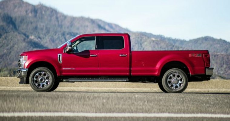 2020 Ford is Going Bigger in the Ford F-250