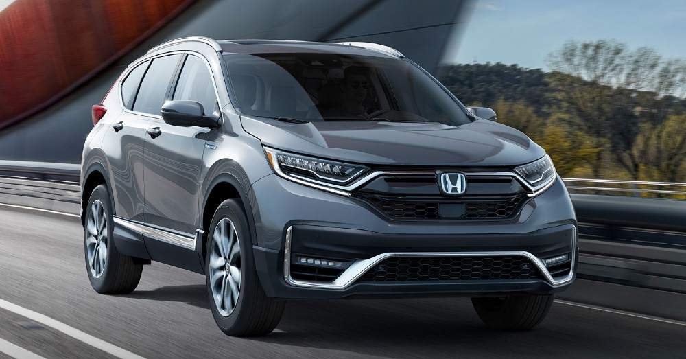 Driving Excellence in the Honda CR-V