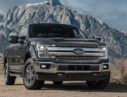Variety To Love In the Used Ford F-150
