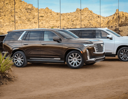 Without Fail, the 2021 Cadillac Escalade Delivers Exceptional Luxury