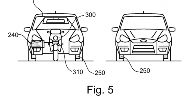 A Ford Patent that Reminds You of a Movie