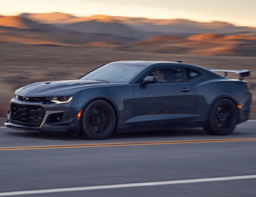 Find the Right Qualities in the Chevrolet Camaro