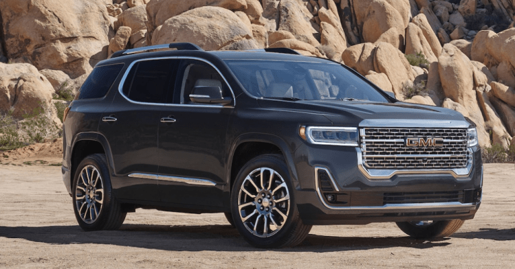 Let the GMC Acadia be the Right Drive for You