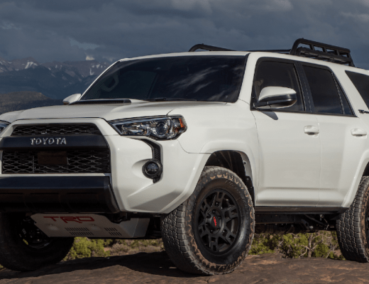 2020 Toyota 4Runner: An Old School Gem