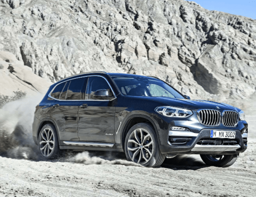 The 2019 BMW X3 is The Cool Kid in This Class