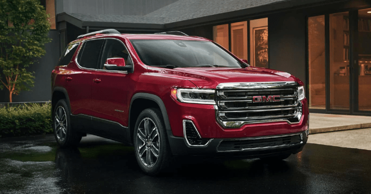 The GMC Acadia is Right for You to Drive