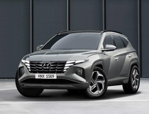 2020 Hyundai Tucson - Choose a Different Drive