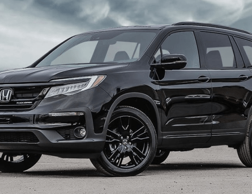 The Honda Pilot is Ready for You to Drive