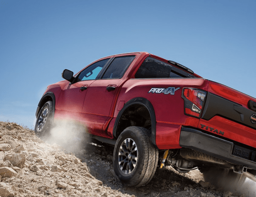 Nissan Titan - Nissan Defines Performance Differently