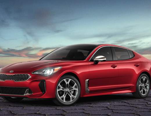 The Kia Stinger GT Shows Serious Progress from Kia