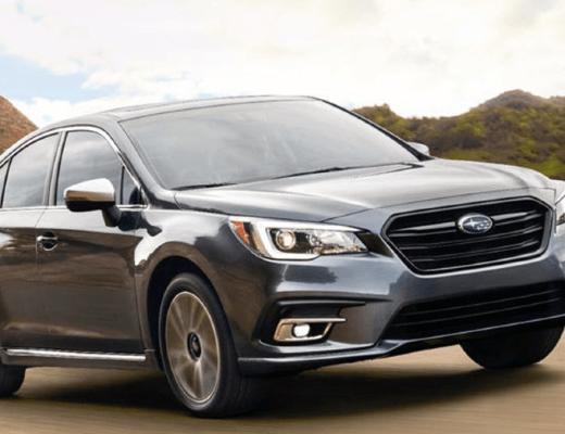 2021 Subaru Legacy: The Midsize Sedan You Should Choose