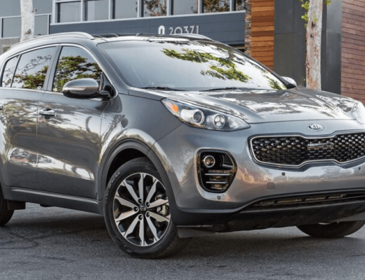 Let's Take a Look at the Kia Sportage EX
