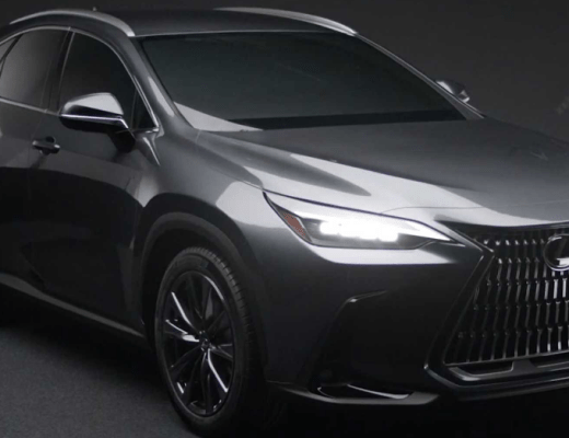 The Lexus NX Appears to Get Much Better
