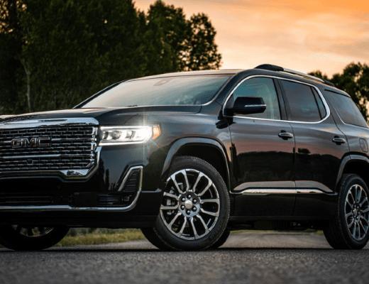 GMC Acadia AT4 –Enjoy the Off-Road Version