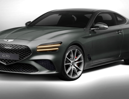Genesis G70 - The Real Thing Could be Spectacular
