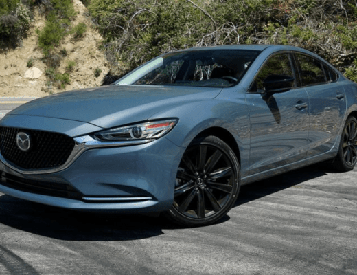 The Mazda6 Sport Brings an Affordable Premium Drive