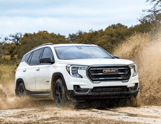 2022 GMC Terrain: Rugged Excellence in a Small Package