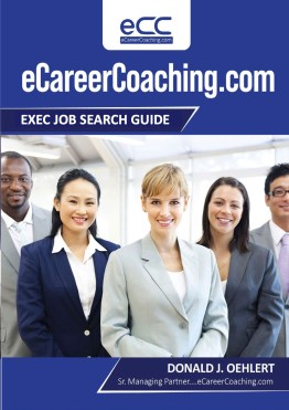"This is the cover of our flagship book, ""The Not Just for Executives Guide to Job Search."" It is available on our website to help the unemployed go from From Furlough to Full Time."