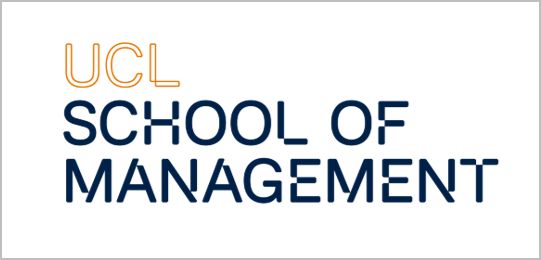 UCL School of Management logo